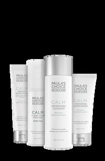 Calm Set - Fettige Haut