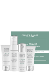 Calm Normal to Dry Skin Trial kit