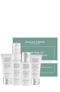 Calm Normal to Dry Skin Trialkit