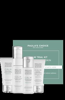 Calm Deluxe-Proben Set - Trockene Haut