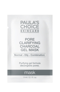 Pore Clarifying Charcoal Gel Mask Sample