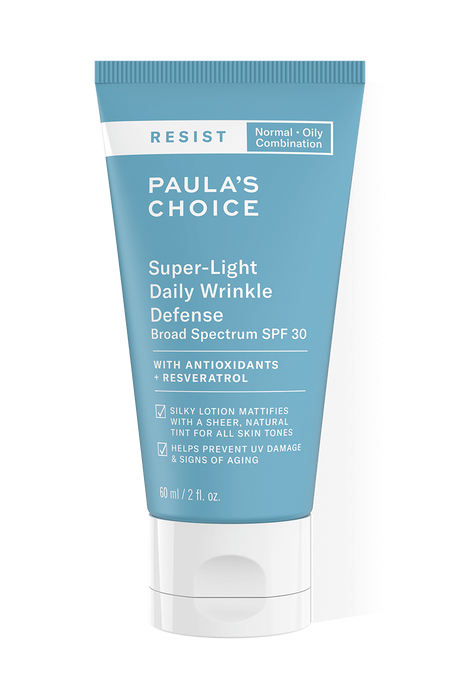 Resist Anti-Aging Super-Light Daily Wrinkle Defense SPF30