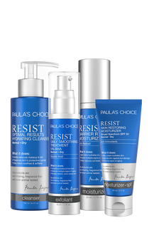 Resist Anti-Aging Set - Trockene Haut