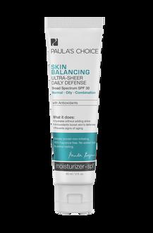 Skin Balancing Tagescreme LSF 30