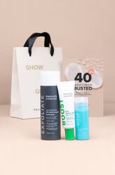 Hautpflege-Geschenkset 'Blemish Control'