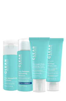 Clear Extra Strength Deluxe-Proben Set