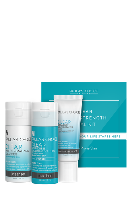 Clear Extra Strength Trialkit