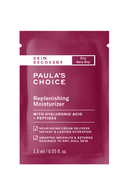 Skin Recovery Replenishing Moisturizer Sample
