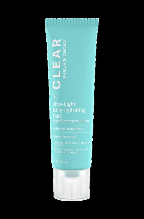 Clear Ultra-Light Daily Hydrating Fluid SPF 30
