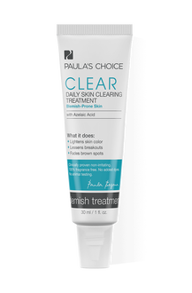 Clear Skin Clearing Treatment