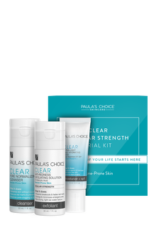 Clear Regular Strength Deluxe-Proben Set