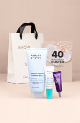 Hautpflege-Geschenkset 'Fältchen reduzieren'