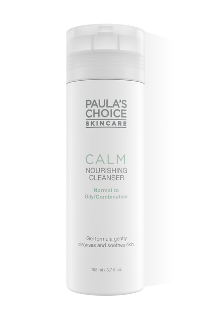Calm Redness Relief Cleanser normal to oily skin Full size
