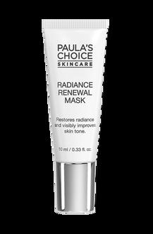 Radiance Renewal Gesichtsmaske - Deluxe-Probe