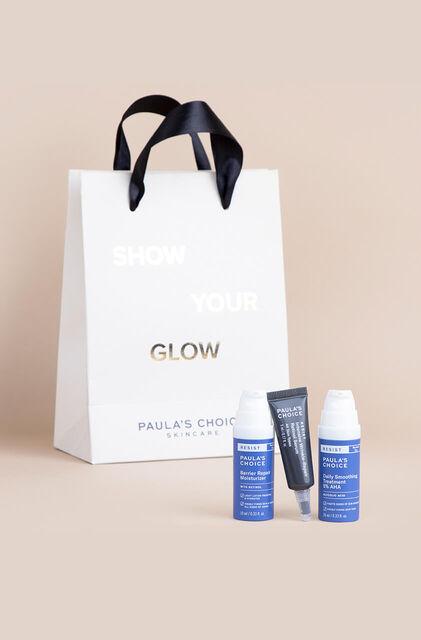 """Geschenkset """"Glow & Go"""" - Trockene Haut"""