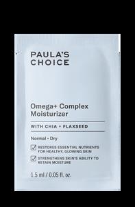 Omega+ Complex Moisturizer - Sample