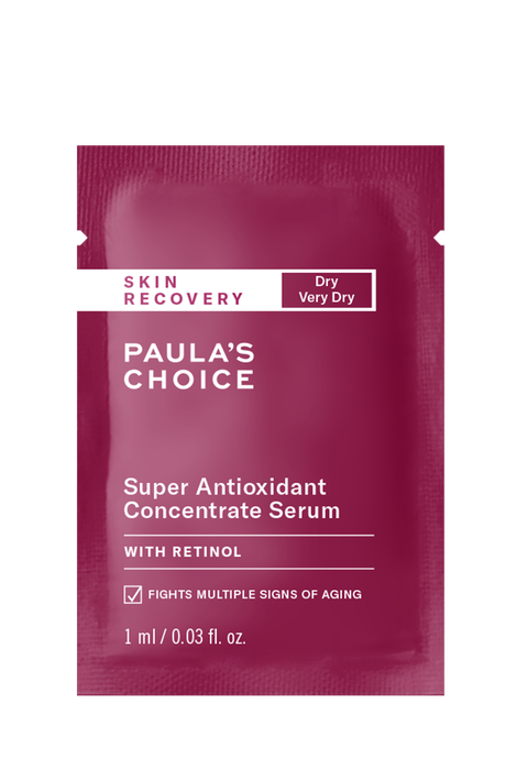 Skin Recovery Super Antioxidant Concentrate Serum Sample