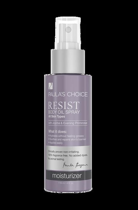 Resist Anti-Aging Body Oil Spray Full size