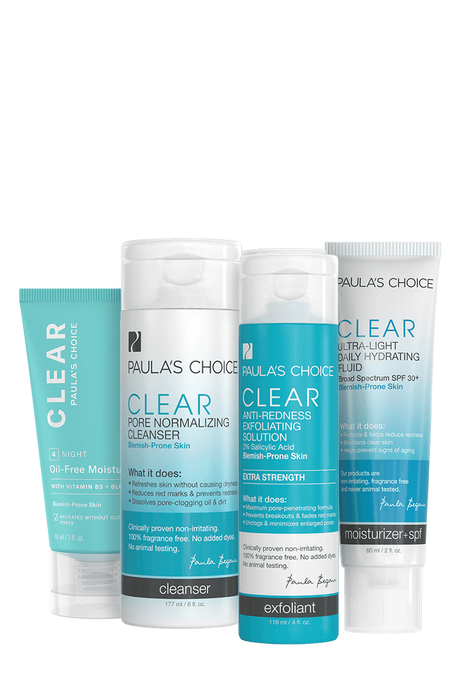 Clear Extra Strength Set
