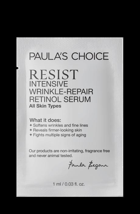 Resist Anti-Aging Intensive Wrinkle-Repair Retinol Serum Sample