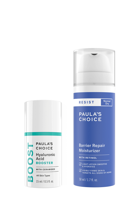 Power Duo Smooth Wrinkles and Hydrate