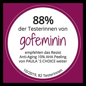 Gofeminin badge