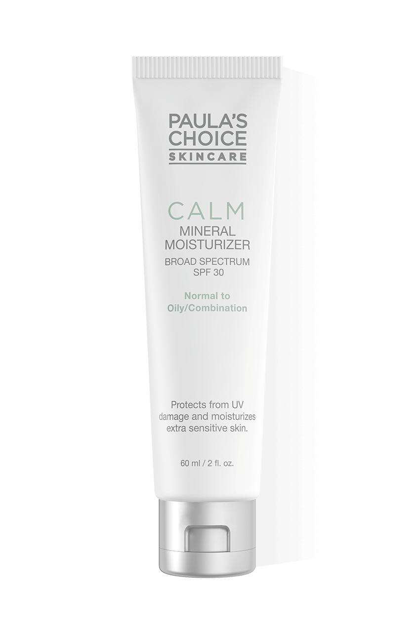 Calm Redness Relief Mineral Moisturizer SPF 30 normal to oily skin Full size