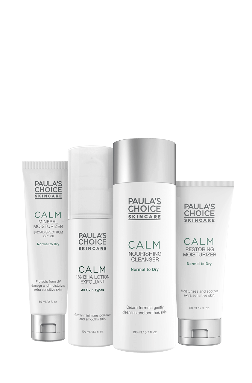 Calm Redness Relief Set Normal to Dry skin