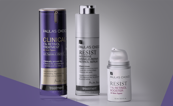 Der Paula's Choice Retinol Guide